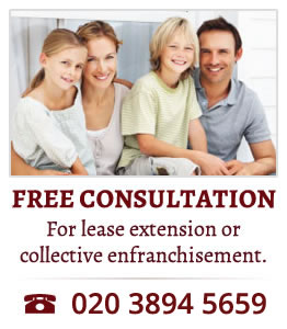 FREE CONSULTATION For lease extension or collective enfranchisement.